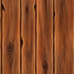Week 6 Wood Texture Flat